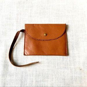 J. Crew mini purse pouch